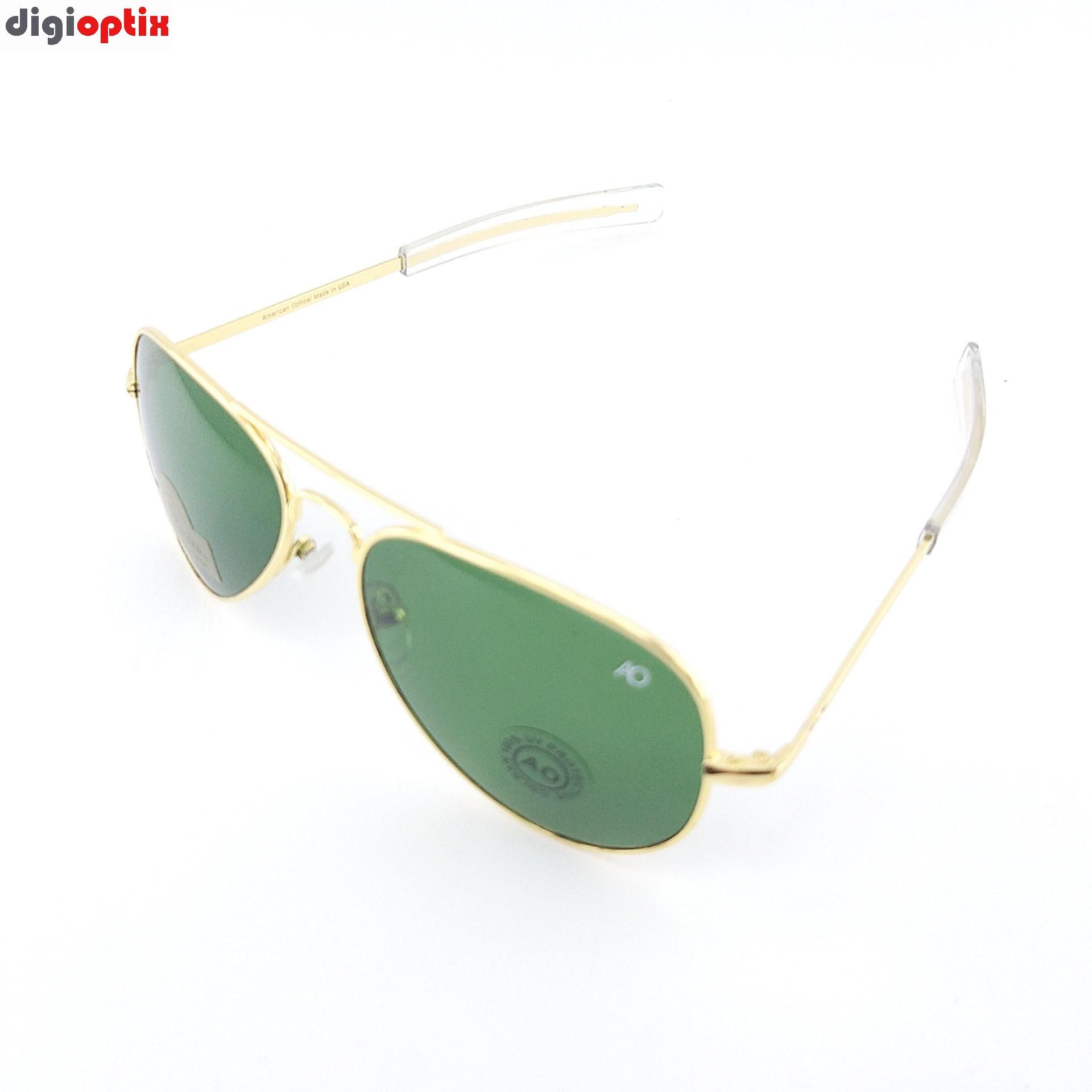 عینک عینک آفتابی مدل خلبانی AO سایز 57