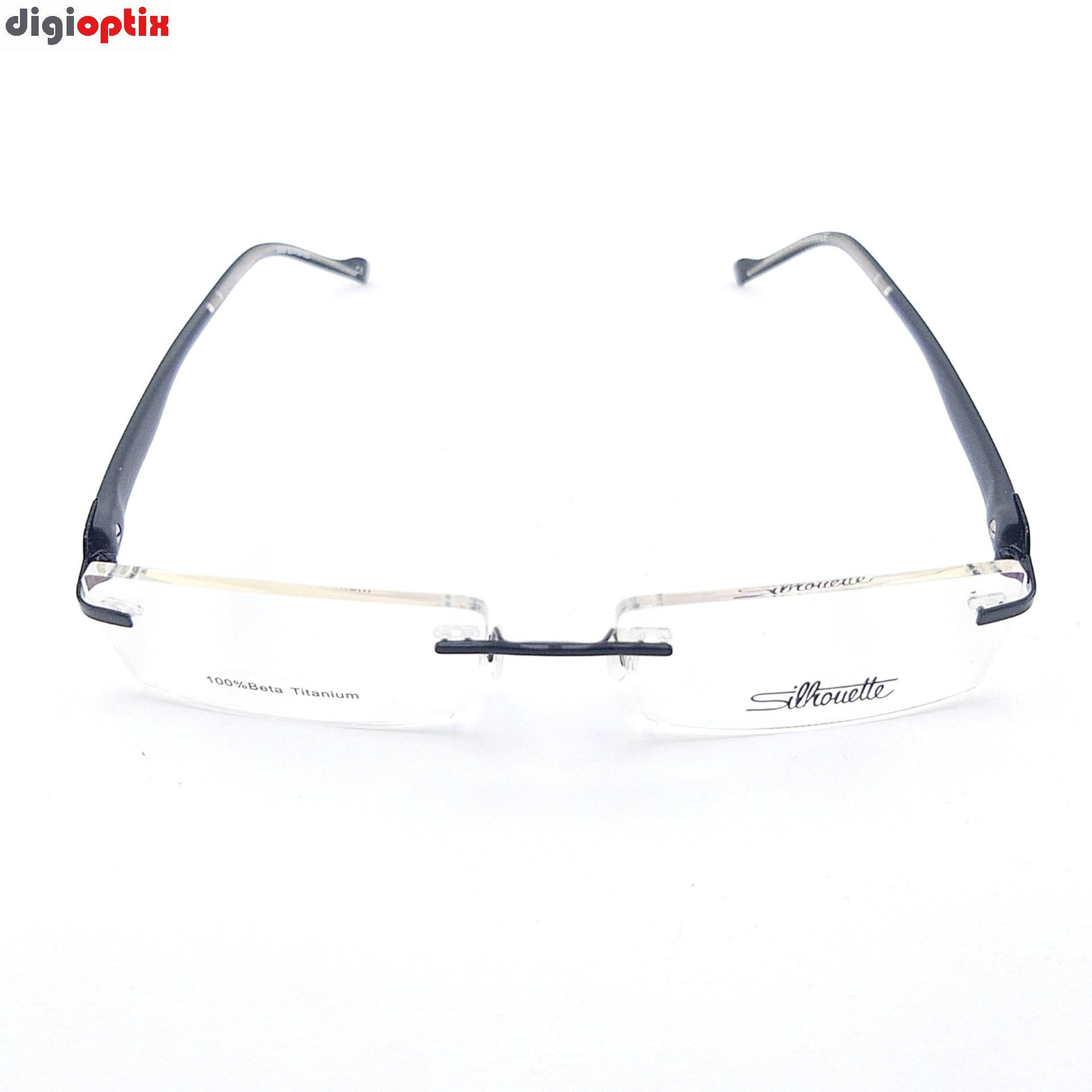 فریم عینک طبی ریم لس مارک Silhouette استرالیا مدل 6668