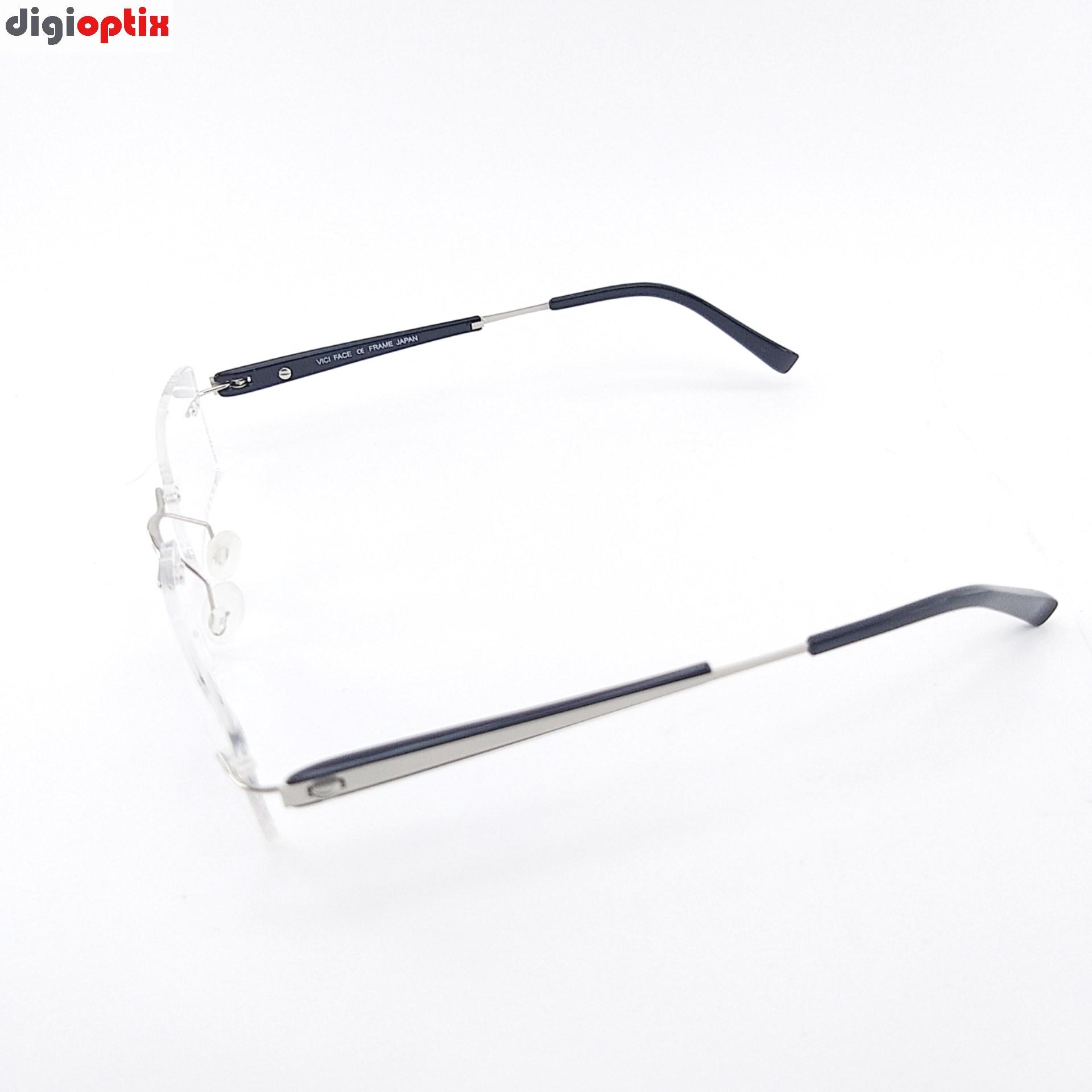 فریم عینک طبی ریم لس مارک Eyewear ژاپن مدل 6286.4