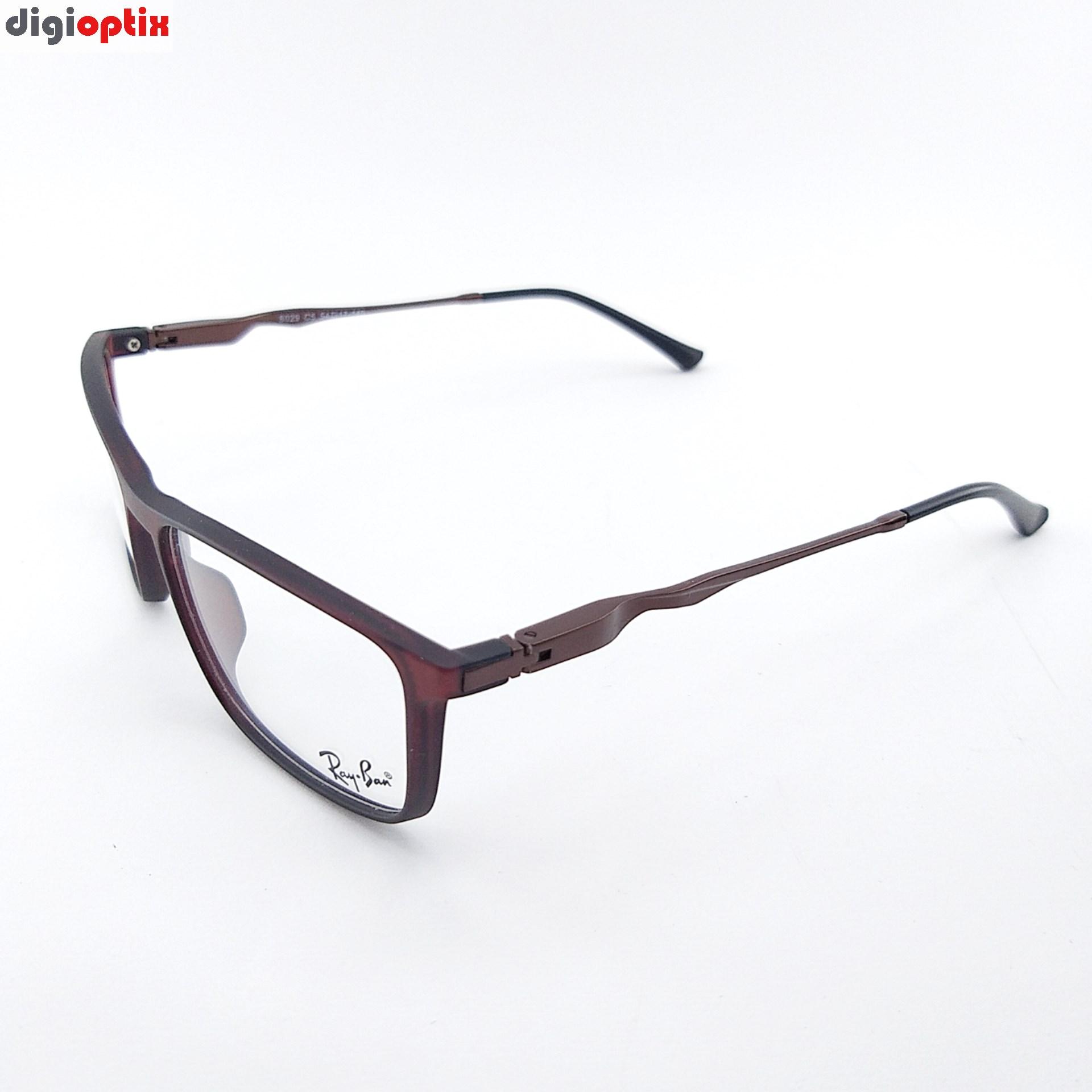 فریم عینک طبی طرح اسپورت ترکیبی مارک Ray-Ban مدل 8029