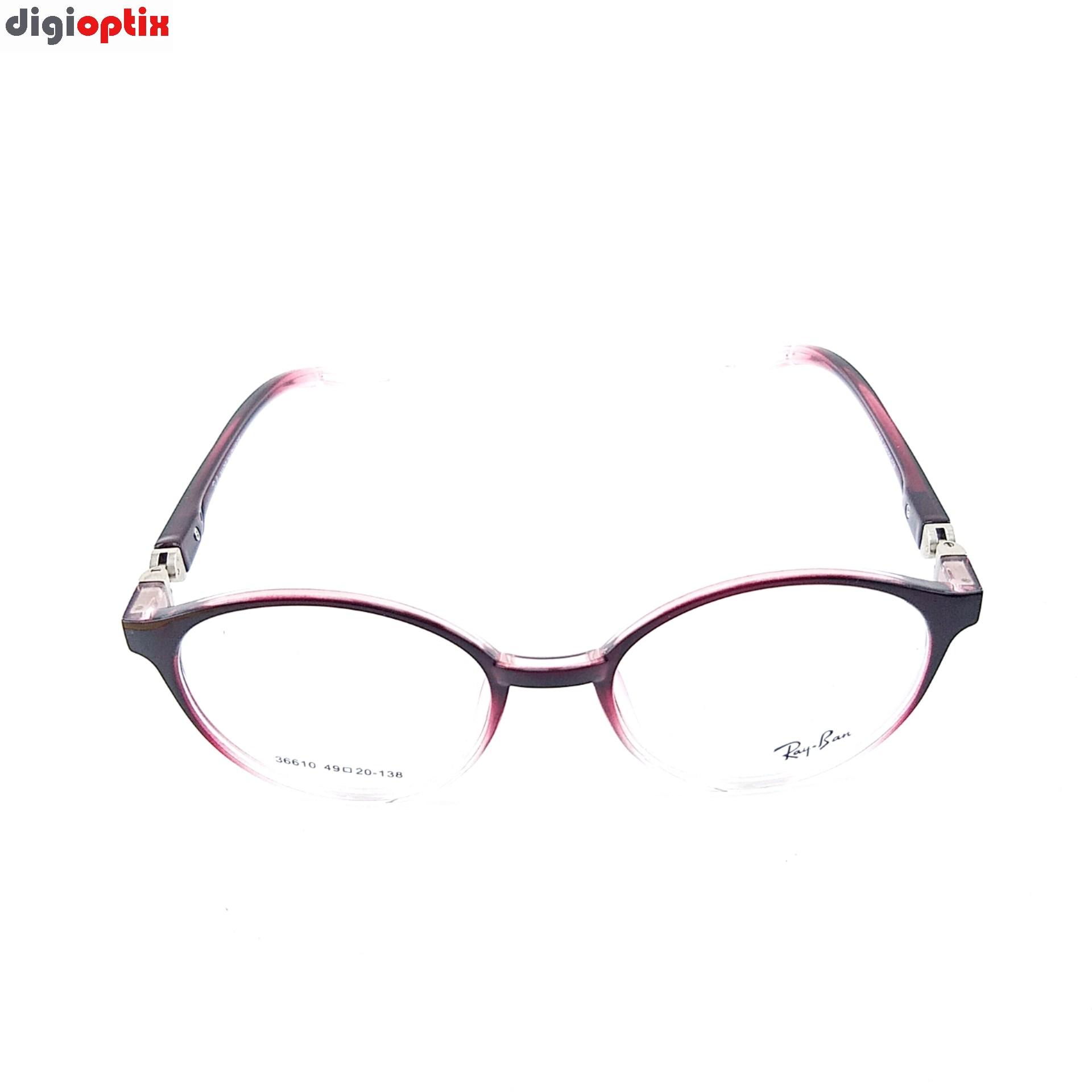فریم عینک طبی گرد مارک Ray-Ban مدل 36610