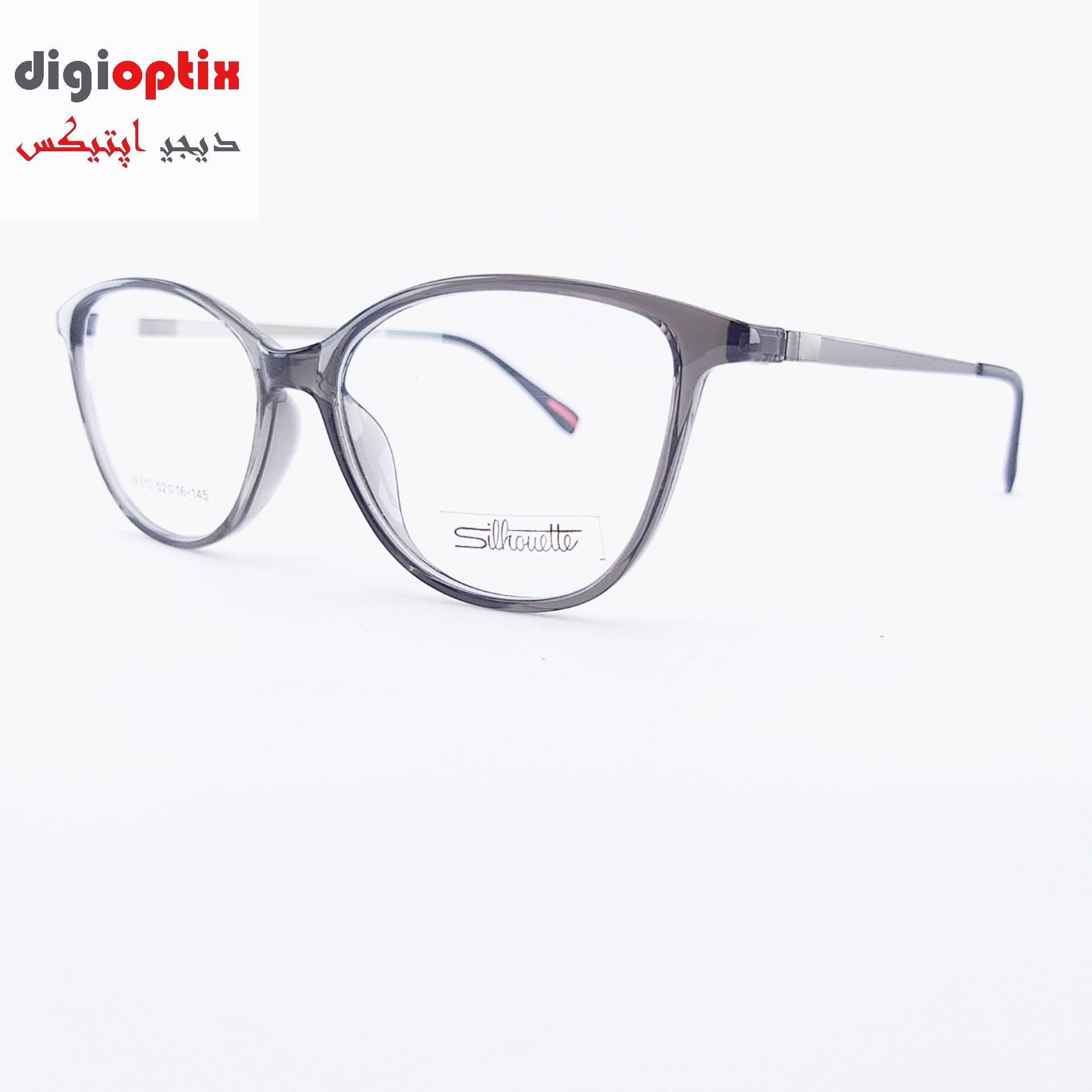 فریم عینک طبی مدرن مارک Silhouette استرالیا مدل LXS10