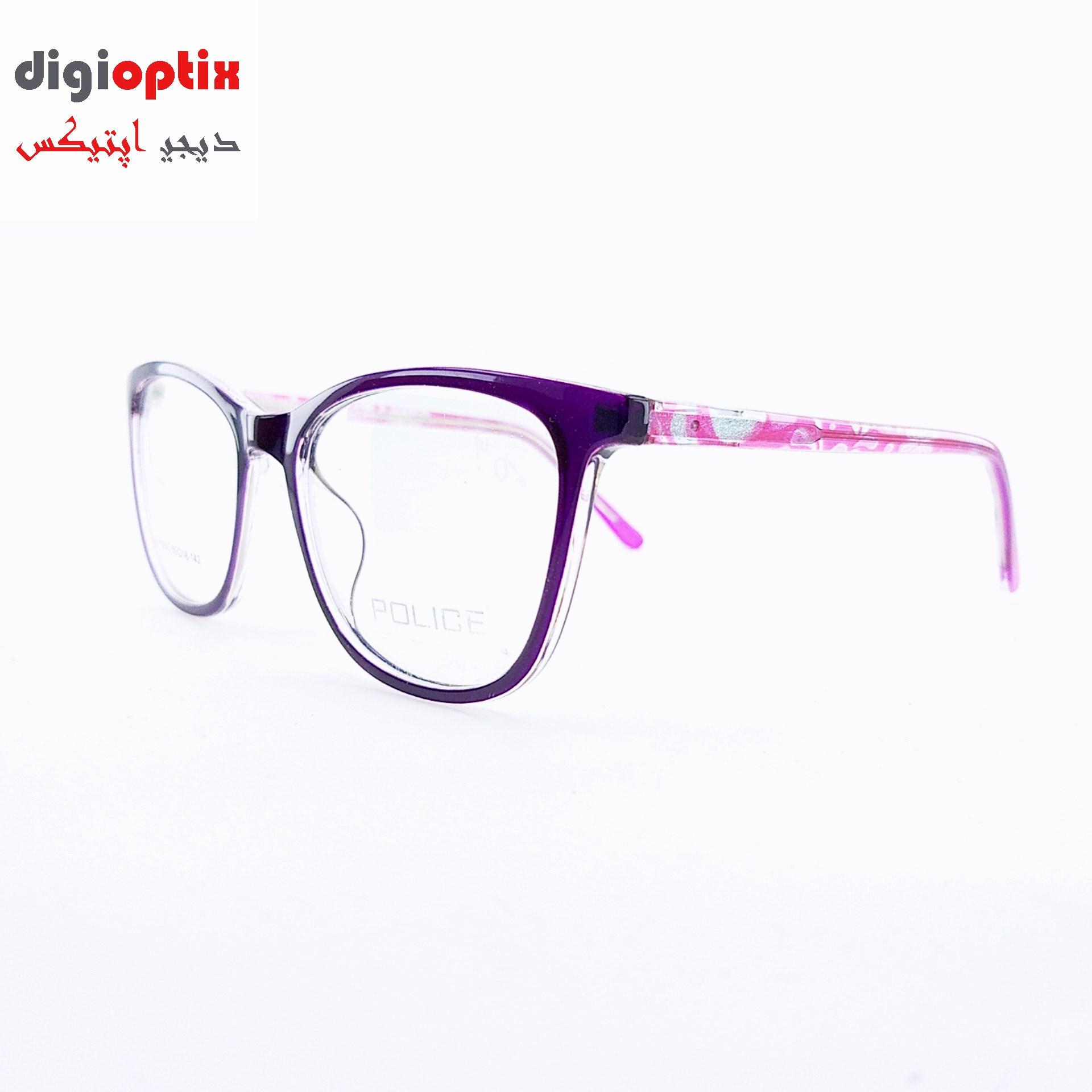فریم عینک طبی استات مارک POLICE  مدل P8005