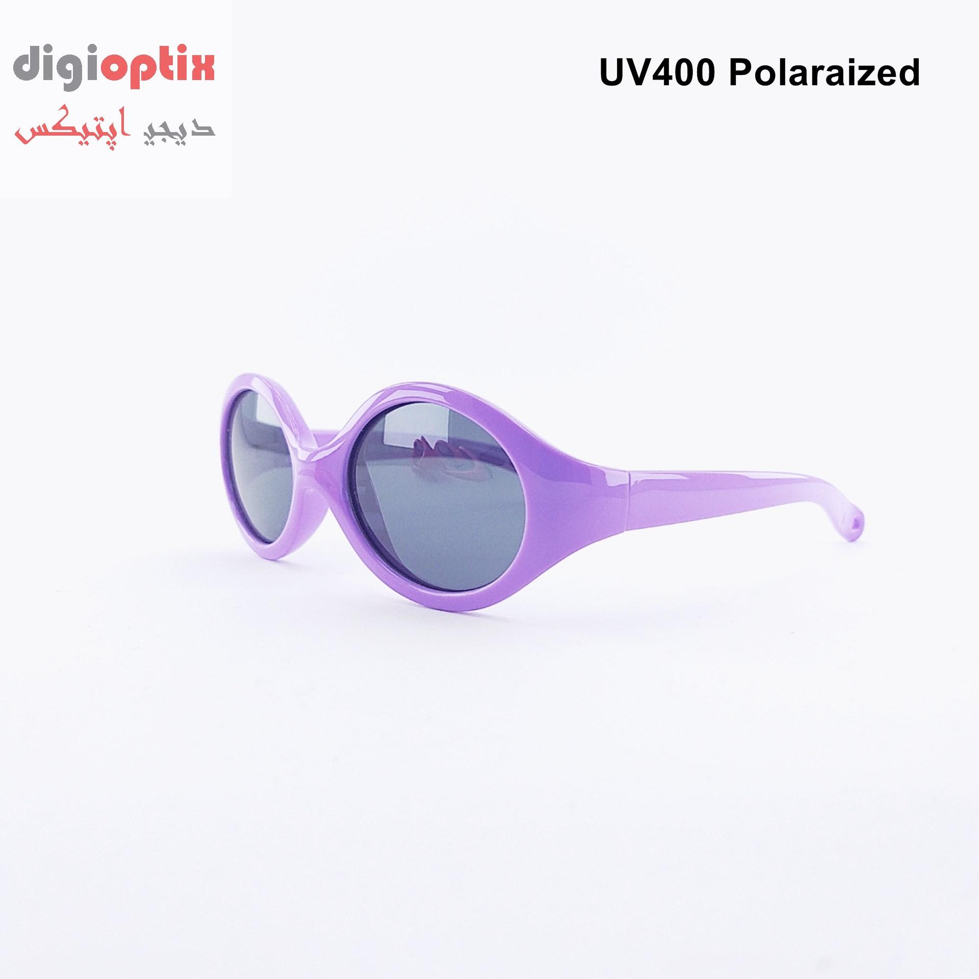 عینک آفتابی استاندارد بچگانه اسپورت UV400 مدل T1878C2